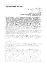 Didaktik downloaden (pdf, 18 KB) - SOS Kinderdorf