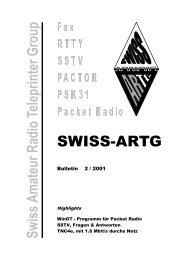 2001-2 - Swiss ARTG