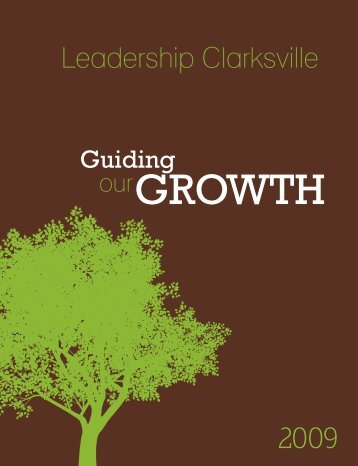 Leadership Clarksville Guiding our Growth - City of Clarksville