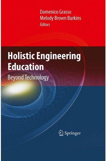 Holistic Engineering Education - PEEF's Digital Library