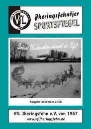 Heft 2008 06.cdr - VfL Jheringsfehn