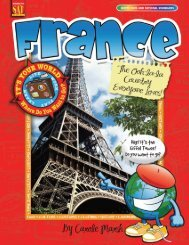 France: The Ooh-lala Country Everyone Loves! - AKJ Books