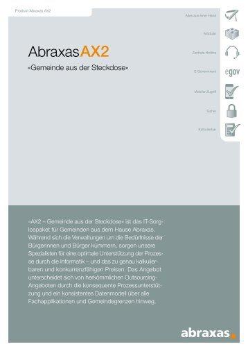 Abraxas AX2