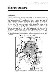 Mobilitat i transports - Ajuntament de Terrassa