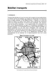 Transports i comunicacions - Ajuntament de Terrassa