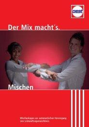 Mischen deutsch.qxp - Georg Oest Mineralölwerk GmbH & Co. KG