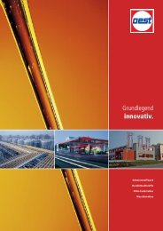 OEST Imagebroschüre - Georg Oest Mineralölwerk GmbH & Co. KG
