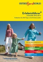 Seite 1-15 Geltinger Bucht - Ostseefjord Schlei GmbH