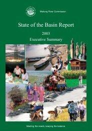 2003 - Mekong River Commission