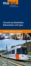 Chronik des Bielefelder Nahverkehrs seit 1900 - MoBiel GmbH