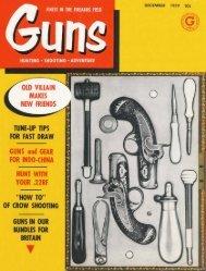 December 1959 - Guns Magazine