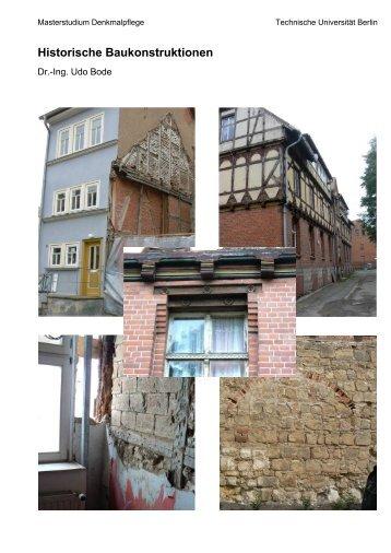 C3 bauko i bung 2 str for Technische universitat berlin architektur