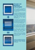 Isolierglas mit eingebauter Jalousie - nordicon - Seite 2