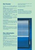 Isolierglas mit eingebauter Jalousie - nordicon - Seite 4
