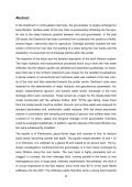 Infiltration of River Water into the Groundwater - Dissertation - Verlag ... - Page 5