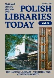 National Library Warsaw 2001 - Biblioteka Narodowa