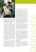 Tragen im Tuch oder Carrier - bambini - Page 3