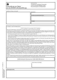 Einwilligung zur Datenübermittlung an die Schufa Größe 263