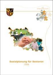 Sozialplanung für Senioren - Netzwerk Pflege