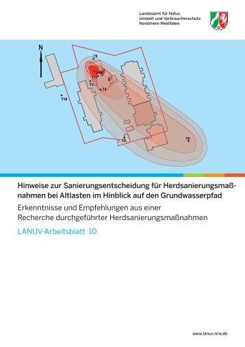 LANUV-Arbeitsblatt 10 - LANUV NRW