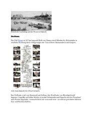 Historisch: Lachsfang auf der Weser in Hameln - Hafenverein Hameln