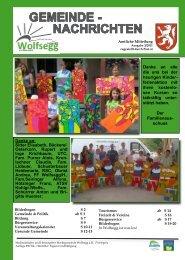 (2,13 MB) - .PDF - Wolfsegg am Hausruck - Land Oberösterreich