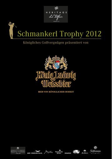 Schmankerl Trophy 2012 - Golfclub Salzburg