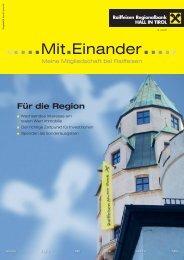 Ausgabe 03/2011 - Tirol