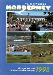 ggv-1993.pdf (25,6 MB) - Chronik der Insel Norderney