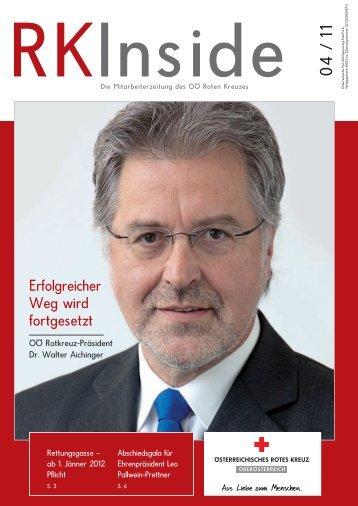 Erfolgreicher Weg wird fortgesetzt - Österreichisches Rotes Kreuz