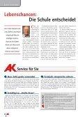 Neu: SMS gratis versenden - Arbeiterkammer Oberösterreich - Seite 2
