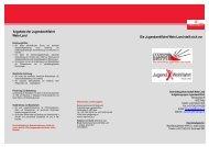 Info Jugendwohlfahrt Wels-Land - Thalheim bei Wels