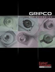 Gripco Nut Assemblies - Interstate Screw Corporation