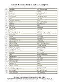 Nutech Karaoke Party 2. Ialt 1234 sange!!! - Karaokebutik.dk - Page 6