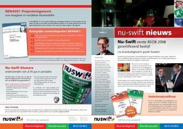 Nu-Swift Nieuws Editie 2