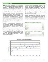 Fruit and Nut Crops - National Agricultural Statistics Service