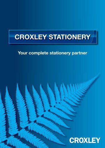 CROXLEY STATIONERY