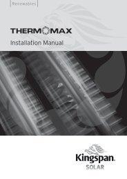 Installation Manual - NuTech Renewables Ltd