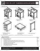 Modern Modular Instructions 1.indd