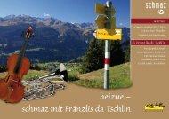 Volks-Musik aus der Schweiz - Aids-Info Winterthur