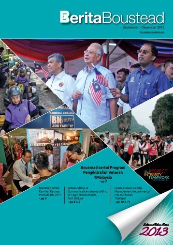 Boustead sertai Program Pengiktirafan Veteran 1Malaysia