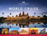 WORLD CRUISE Adventures Ashore - Princess Cruises