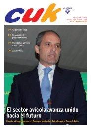 El sector avícola avanza unido hacia el futuro El ... - Nutreco España