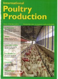 ibie Volume I9 Number 5 (20! I) - BEC Feed Solutions
