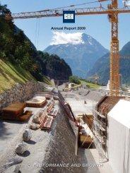 2009 Annual Report - CRH