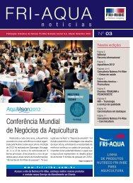 Conferência Mundial de Negócios da Aquicultura - Fri-Ribe