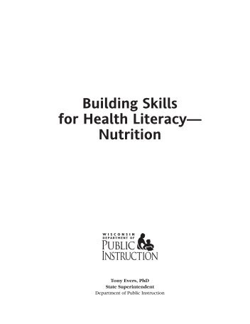 Nutrition - Student Services / Prevention and Wellness