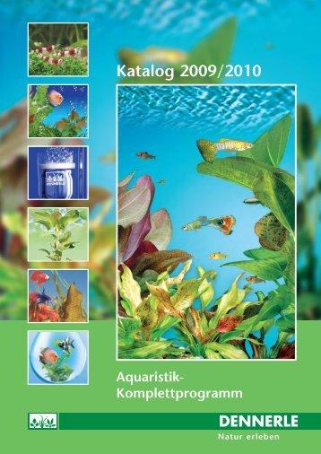 Katalog 2009/2010 - Dennerle