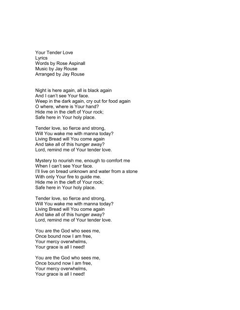Your love is on fire lyrics