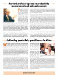 February 2009 - Asian Productivity Organization - Page 6